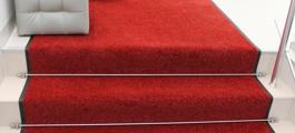 Ковродержатели и ковры на лестницы